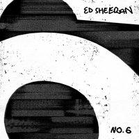 CD Ed Sheeran - No 6 Collaborations Project-Avant