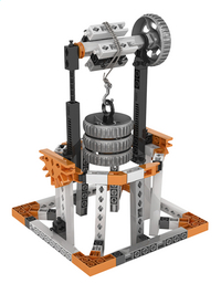 Engino Mechanics Wheels, Axles & Inclined planes-Artikeldetail