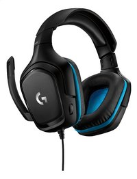 Logitech casque-micro G432 Wired-Détail de l'article