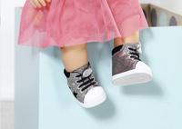 BABY born Trend sneakers zilver-Afbeelding 2
