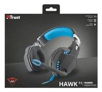 Trust headset GXT 363 Hawk 7.1 Bass Vibration-Vooraanzicht