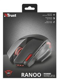 Trust draadloze gaming muis GXT 130 Wireless-Vooraanzicht