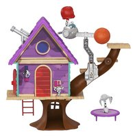 Speelset Disney 101 Dalmatian Street Dylan's boomhut-Achteraanzicht