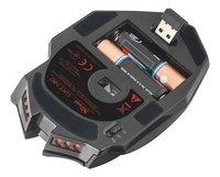 Trust draadloze gaming muis GXT 130 Wireless-Onderkant