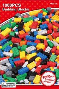 Bouwblokken - 1.000 stuks