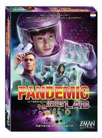 Pandemic uitbreiding: In het Lab