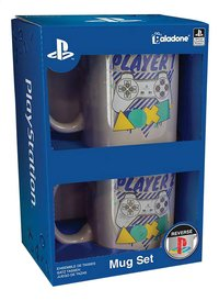 Mok Playstation Player One and Player Two-Linkerzijde
