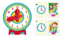Spelend leren: Hoe laat is het?-Vooraanzicht