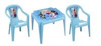 Table avec 2 chaises pour enfants Disney La Reine des Neiges