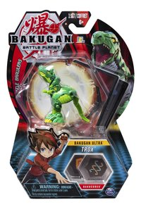 Bakugan Ultra Ball Pack - Trox-Vooraanzicht