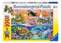 Ravensburger puzzel Bonte oceaan-Vooraanzicht