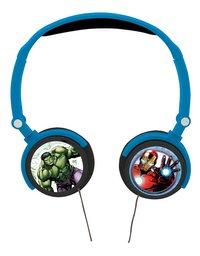 Lexibook hoofdtelefoon Avengers blauw