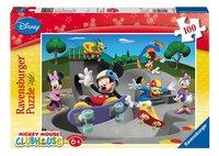 Ravensburger puzzel Mickeys vrolijke Skate Club