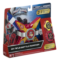 Power Rangers DX Ninja Battle Morpher