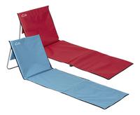 Red Mountain strandmat/strandstoel lota blauw-Afbeelding 1