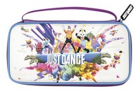 Nintendo Switch opbergtas hard case Just Dance-Vooraanzicht