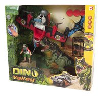 Speelset Dino Valley V Dinostrikker