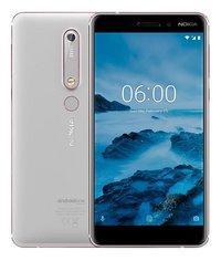 Nokia smartphone 6.1 wit-Artikeldetail