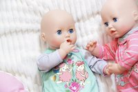 Baby Annabell kledijset romper groen-Afbeelding 1