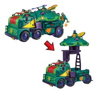 Teenage Mutant Ninja Turtles Turtle Tank 2-in-1 Mobile Ops Unit-Artikeldetail