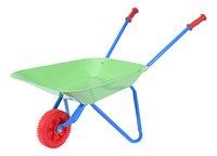 Kinderkruiwagen groen/blauw/rood