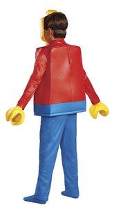 Verkleedpak LEGO mannetje deluxe-Achteraanzicht