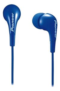 Pioneer écouteurs in-ear 100mW SE-CL502-L bleu