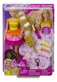 Barbie poupée mannequin  Boucles suprêmes-Avant