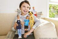 Barbie mannequinpop Careers Ken Barista-Afbeelding 1