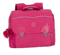 Kipling cartable Iniko Cherry Pink Mix 40 cm