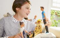 Barbie mannequinpop Careers Ken Barista-Afbeelding 2