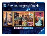 Ravensburger puzzle New York en lumière