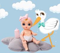 BABY born Surprise Minipopje - Series 1-Afbeelding 3