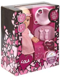 DreamLand zachte pop Lola-Linkerzijde