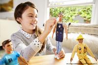 Barbie mannequinpop Careers Ken Barista-Afbeelding 4
