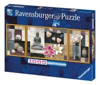 Ravensburger puzzel Wellness-Linkerzijde