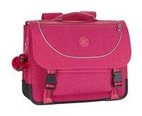 Kipling cartable Preppy Cherry Pink Mix 41 cm