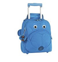 Kipling trolley-boekentas Wheely Blue Green Mix 27 cm