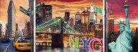 Ravensburger puzzle New York en lumière-Avant