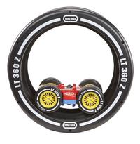 Little Tikes Auto RC Tire Twister-Achteraanzicht