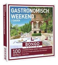 Bongo Gastronomisch Weekend 3 dagen NL