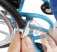 Barbie Fashionistas 132 - Barbie met rolstoel-Afbeelding 2