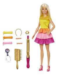Barbie poupée mannequin  Boucles suprêmes-commercieel beeld