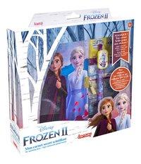 Lansay Disney La Reine des Neiges II Mon carnet secret scintillant-Côté gauche