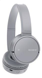 Sony bluetooth hoofdtelefoon MDR-ZX220BT grijs-Artikeldetail