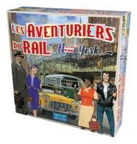 Les Aventuriers du Rail New York-Côté droit
