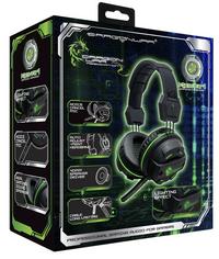 Dragon War casque-micro Revan Gaming G-HS-003-Côté gauche