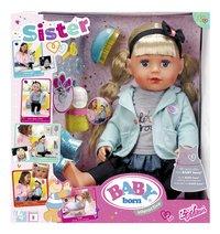BABY born pop Sister Let it Rock-Vooraanzicht