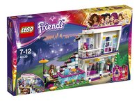 LEGO Friends 41135 Popsterrenhuis
