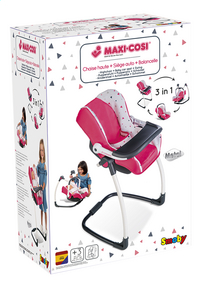 1 En 3 Chaise Maxi Rose Cosi Smoby Haute fv6gybY7